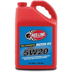 Red Line 5W-20 Motor Oil 15205
