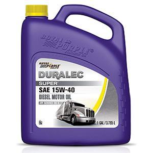 Royal Purple Diesel Engine Oil 15W-40