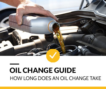 HOW LONG DOES AN OIL CHANGE TAKE - Oil Change Guides