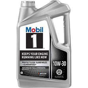 Mobil 1 Advanced Full Synthetic 10W-30 Motor Oil