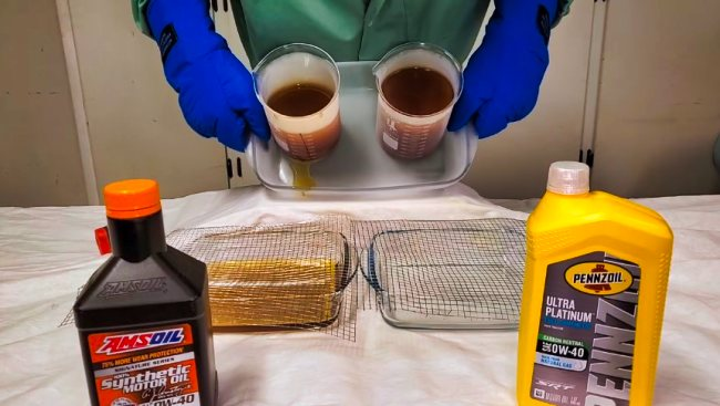 Benefits of Amsoil Engine Oil