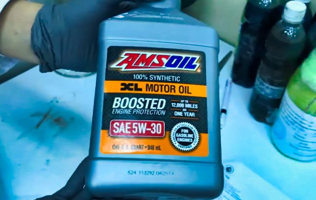 Amsoil Oil Overview