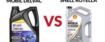 Mobil Delvac vs Shell Rotella