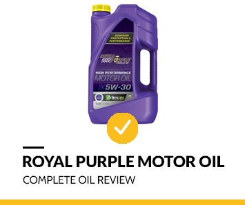 Royal Purple Oil Review