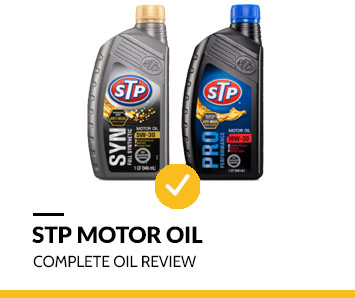 STP Motor Oil Review
