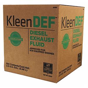 KleenDEF Diesel Exhaust Fluid