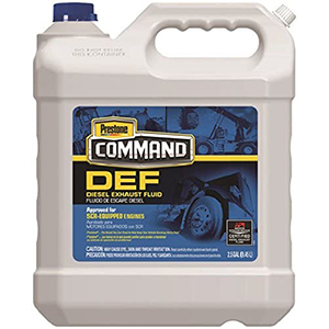 Prestone Command Diesel Exhuast Fluid