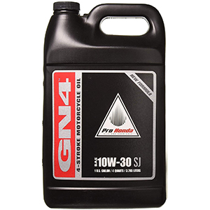 Honda GN4 10W-30 Motorcycle Oil
