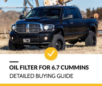 Oil Filter for 6.7 Cummins
