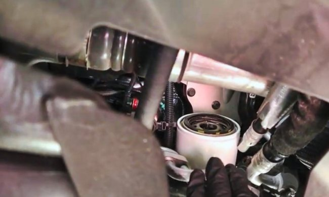 Why does Oil Filter need to be replaced