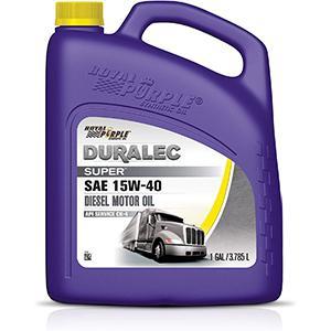 Royal Purple Duralec Super 15W-40 Diesel Motor Oil