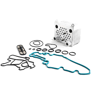 Rudy's Diesel Heavy Duty Oil Cooler Replacement Kit