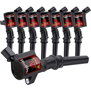 Set of 8 Ignition Coil Pack for Ford F150