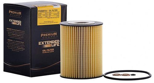PG Oil Filter, Extended Life PG99091EX | Fits 2008-13 BMW M3