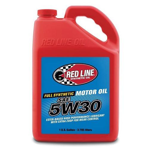 Red Line 5W-30 Motor Oil