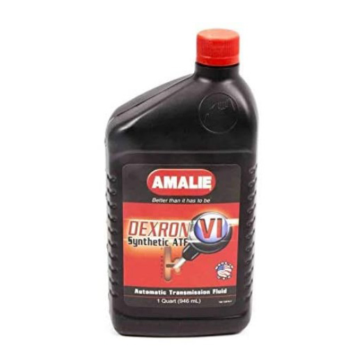 Amalie 160-72876-56-12PK DEXRON-VI Automatic Transmission Fluid