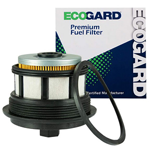 ECOGARD XF59292 Premium Diesel Fuel Filter Fits