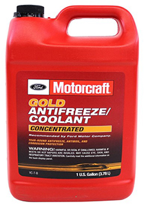 Ford Fluid VC-7-B Red Concentrated Coolant