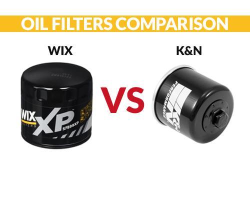 K&N Oil Filter vs Mobil 1