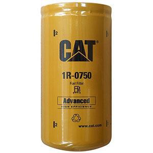 Caterpillar 1R-0750 Advanced Efficiency Diesel Engine Fuel Filter